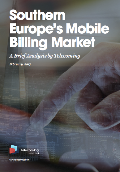 Mobile Billing Trends in Southern Europe