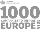 1000 companies to inspire Europe 2016