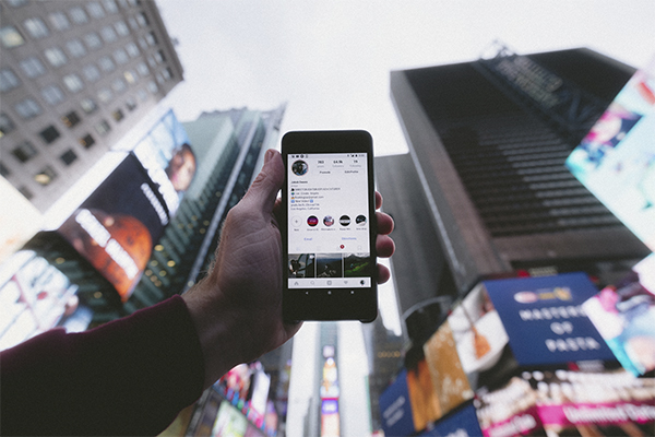Instagram Mobile Advertising Investments