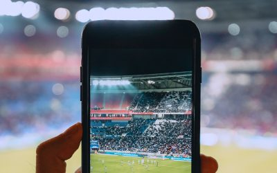 Top sporting events & second screening
