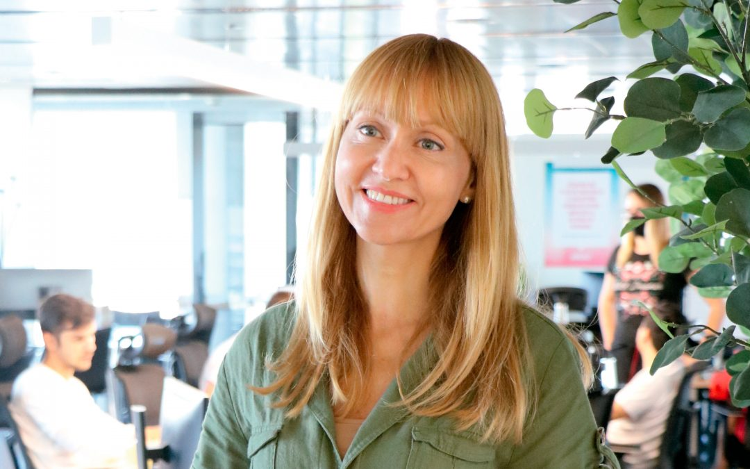 """Carolina Fernandez, Chief People Officer: """"Every professional brings something unique"""""""