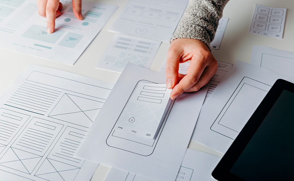 UX to meet your customers' expectations